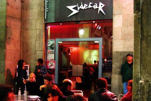 Sidecar-barcelona