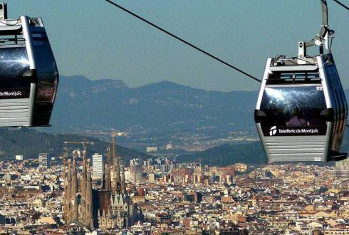 Teleferic-Montjuic-barcelona